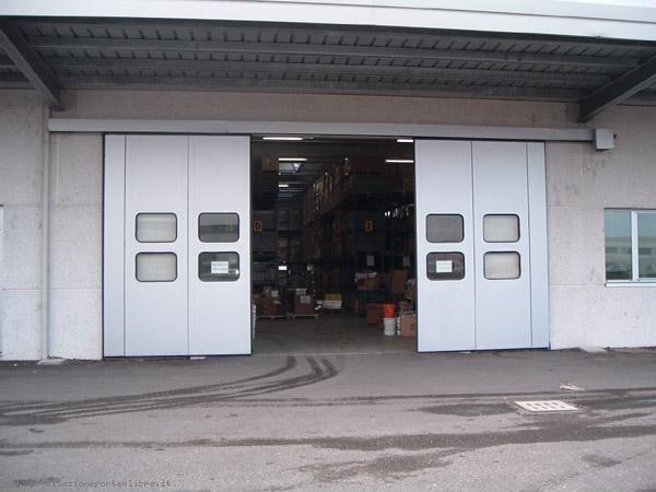 porte scorrevoli industriali, portoni scorrevoli per capannoni